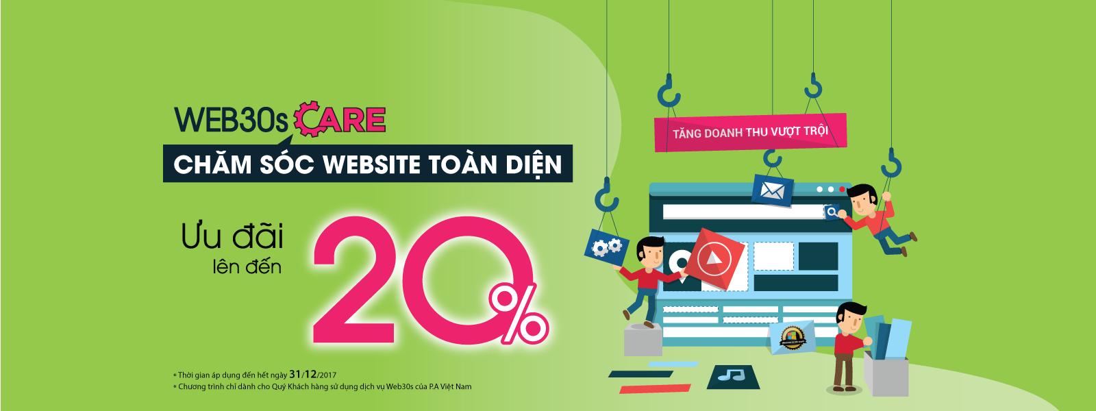Web30sCare